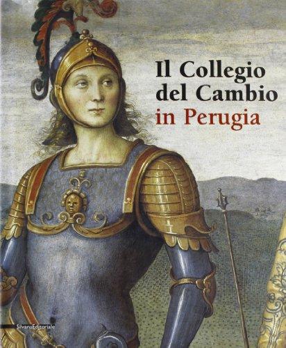 Il collegio del cambio in Perugia.: Scarpellini,Pietro.