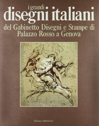 9788882151782: Grandi disegni italiani. Palazzo Rosso di Genova