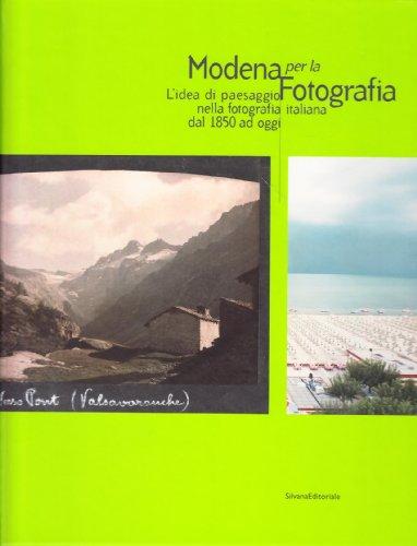 9788882156855: Modena per la fotografia 2003. Ediz. italiana e inglese