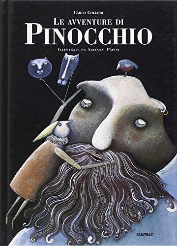 Le avventure di Pinocchio (9788882220952) by [???]