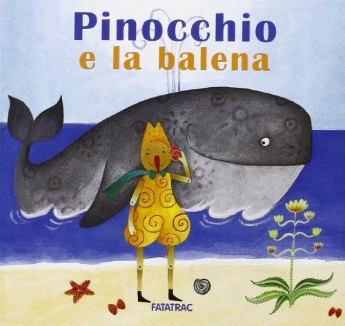 9788882223250: Pinocchio e la balena (Carte in tavola)