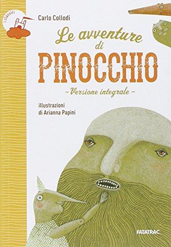 9788882223533: Le avventure di Pinocchio. Ediz. integrale