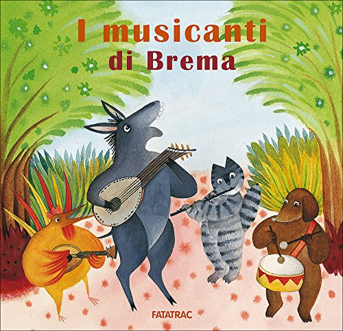 9788882224103: I musicanti di Brema (Carte in tavola)