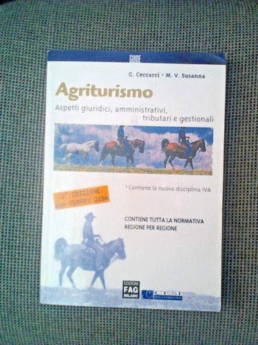 9788882330804: Agriturismo