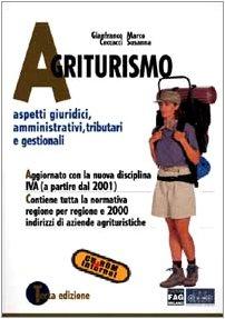 9788882331337: Agriturismo