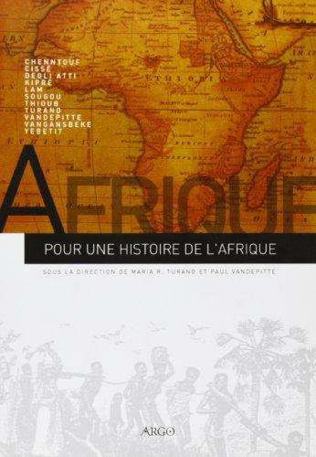 Pour une histoire de l'Afrique, Douze Parcours: Turano, Maria R.