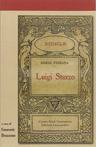 Luigi Sturzo: Mario Ferrara