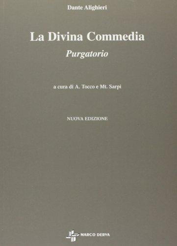 9788882443146: La Divina Commedia. Purgatorio
