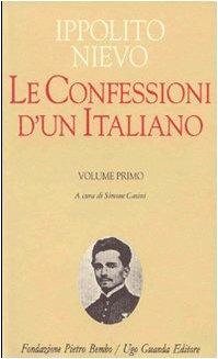 9788882461355: Le confessioni d'un italiano (Biblioteca di scrittori italiani) (Italian Edition)