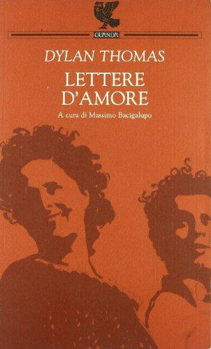 9788882464608: Lettere d'amore