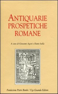 9788882467968: Antiquarie prospetiche romane