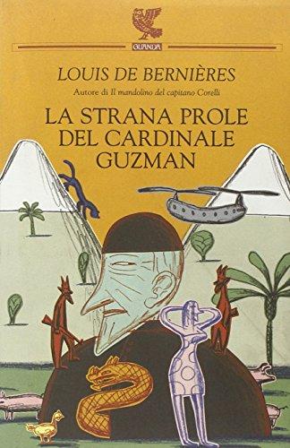 La strana prole del cardinale Guzman (9788882468019) by Louis de Bernières