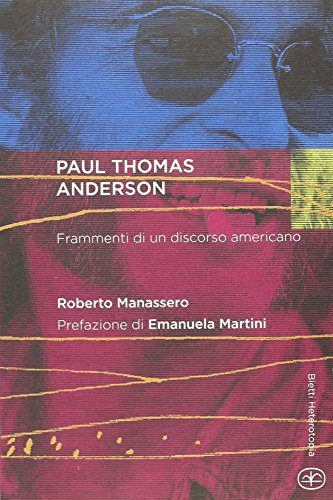 9788882483371: Paul Thomas Anderson