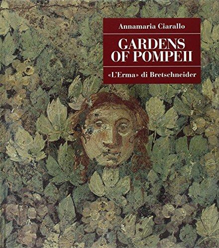 9788882651565: Gardens of Pompeii (Pompeii - Thematic Guides)