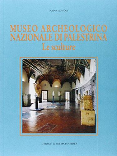 Museo archeologico nazionale di Palestrina: Le sculture: Agnoli, Nadia