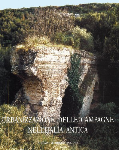 9788882651848: Urbanizzazione delle campagne nell'Italia antica (Atlante tematico di topografia antica)