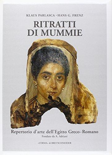 Ritratti di mummie Serie B-vol IV (Repertorio: Klaus Parlasca
