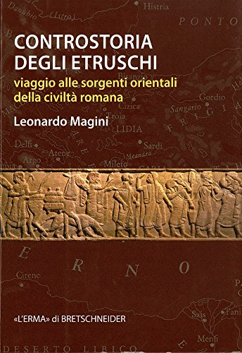 9788882656348: Controstoria degli Etruschi (Italian Edition)