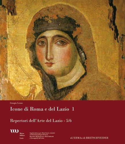 9788882657314: Icone di Roma e del Lazio Tomi I e II (Repertori dell'Arte del Lazio) (Italian Edition)