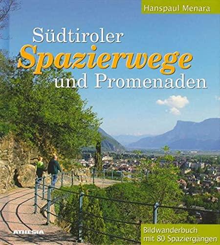 9788882663537: Südtiroler Spazierwege und Promenaden