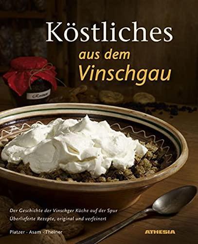 9788882664244: Köstliches aus dem vinschgau
