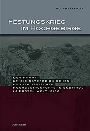 9788882665166: Festungskrieg im Hochgebirge