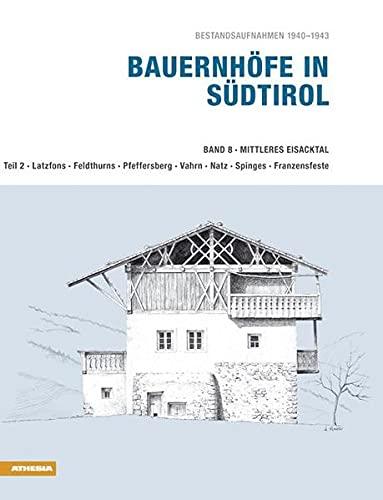 Bauernhöfe in Südtirol Bd. 8.2: Helmut Stampfer