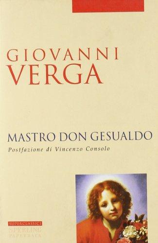 9788882743406: Mastro don Gesualdo (Superclassici)