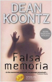9788882746131: Falsa memoria