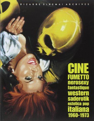 9788882750671: Cinefumetto (Bizarre Sinema Archives)