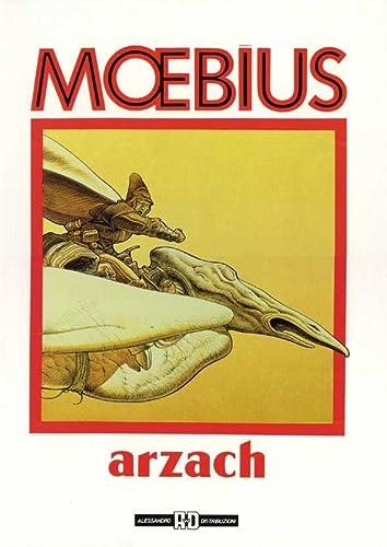 9788882850449: Arzach (Moebius antologia)