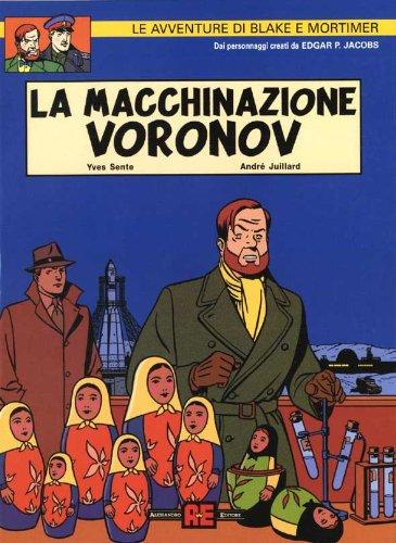 9788882850470: La macchinazione Voronov