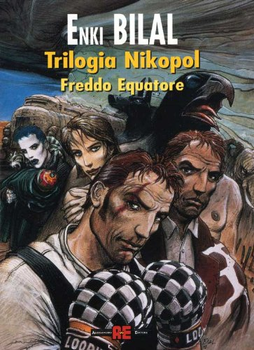 9788882850609: Freddo equatore (Trilogia Nikopol)
