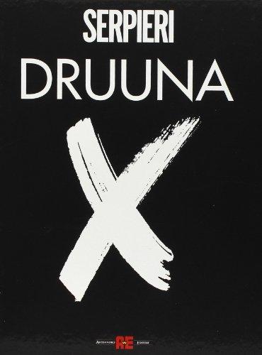 9788882851255: Druuna X
