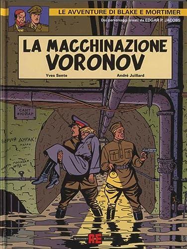 9788882853235: La macchinazione Voronov