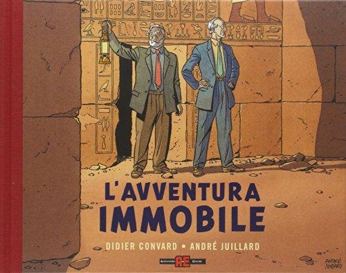 9788882853488: L'avventura immobile (Blake & Mortimer)