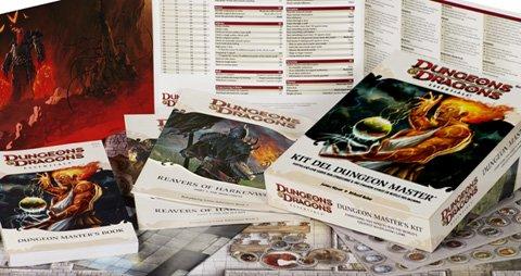 9788882882723: Dungeons & Dragons. Kit del Dungeon master