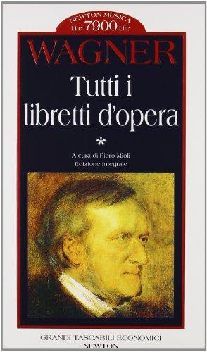 9788882891039: Tutti i libretti d'opera