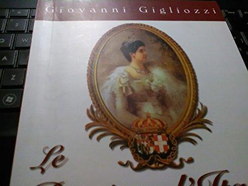 9788882895327: Le regine d'Italia