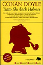 9788882895501: Tutto Sherlock Holmes