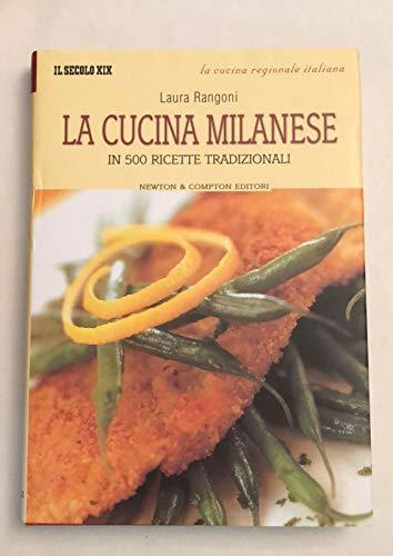 9788882899349: LA CUCINA MILANESE.