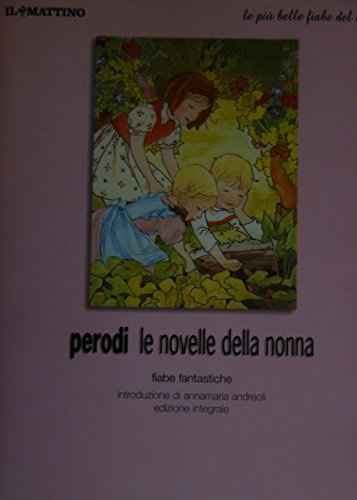 9788882899608: PERODI. LE NOVELLE DELLA NONNA