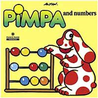 9788882901226: Pimpa and numbers (Imparalibri inglese)