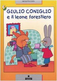 Giulio Coniglio: Giulio Coniglio e Il Leone: Nicoletta Costa