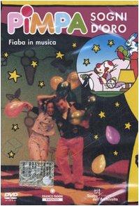 9788882908485: Pimpa. Sogni d'oro. Ediz. illustrata. Con DVD