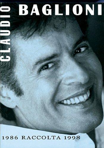 9788882913373: Baglioni, Claudio - Raccolta 1986-1998