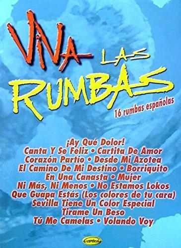 9788882917517: Viva Las Rumbas. Songbuch