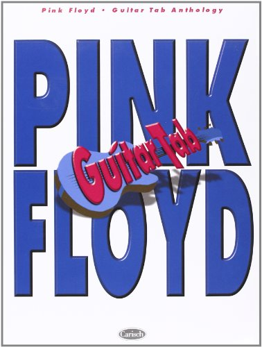 Pink Floyd Anthology (Guitar Tab) (Gtab) (9788882917531) by Pink Floyd