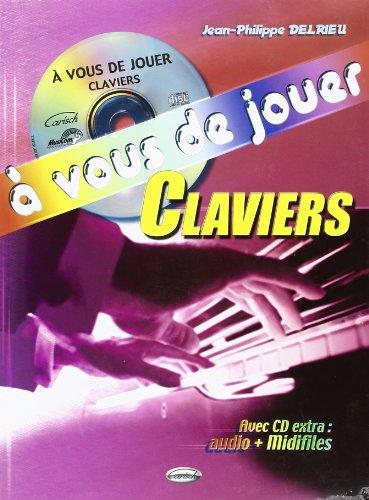 9788882918170: A vous de Jouer Volume 1 +CD - Orgue Elec.