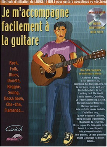 je m'accompagne facilement Ã: la guitare (9788882918712) by [???]